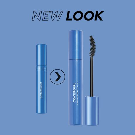 COVERGIRL Professional All-in-One Curved Brush Mascara - image 2 of 4