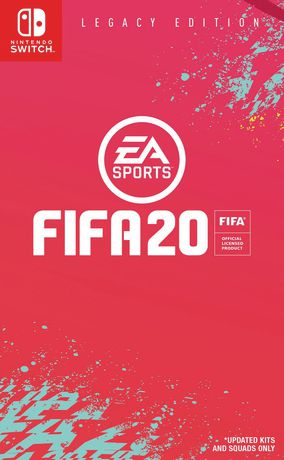 FIFA 20 (SWITCH) - image 1 of 1