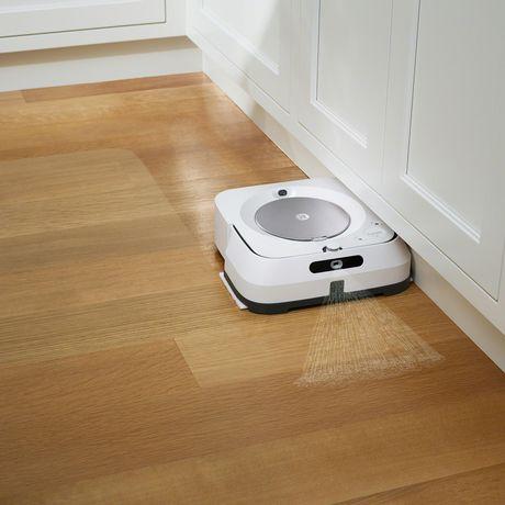 iRobot® Braava jet® m6 (6110) Wi-Fi® Connected Robot Mop - image 3 of 9