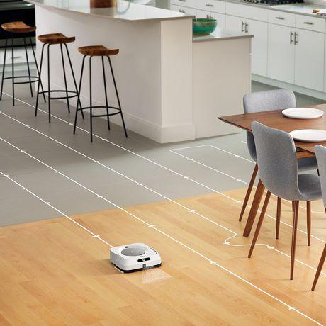 iRobot® Braava jet® m6 (6110) Wi-Fi® Connected Robot Mop - image 6 of 9