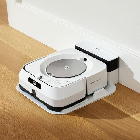 iRobot® Braava jet® m6 (6110) Wi-Fi® Connected Robot Mop - image 4 of 9