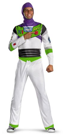 Buzz Lightyear Adult Classic - image 1 of 1