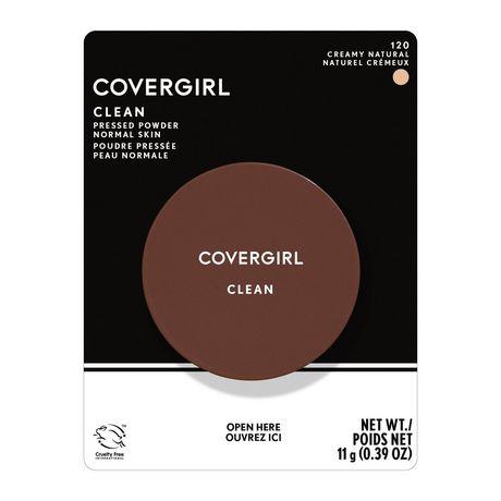 COVERGIRL Clean Normal Skin Pressed Powder - image 4 of 4