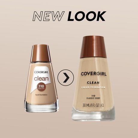 Fond de teint Clean pour peau normale de COVERGIRL - image 2 de 6