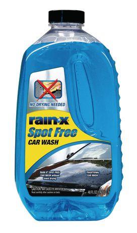 rain x spot free car wash liquid walmart canada. Black Bedroom Furniture Sets. Home Design Ideas