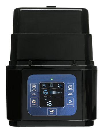 "GermGuardian CDAP4500BCA Purificateur d'air Smart 4 en 1 Wi-Fi de 22 "" - image 3 de 5"