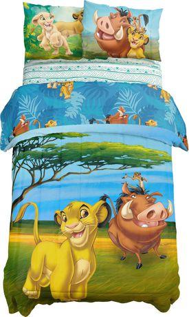 Lion King Twin/Full Comforter - image 1 of 1