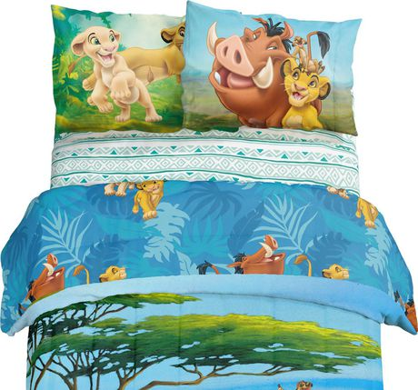 The Lion King Twin Sheet Set - image 1 of 1