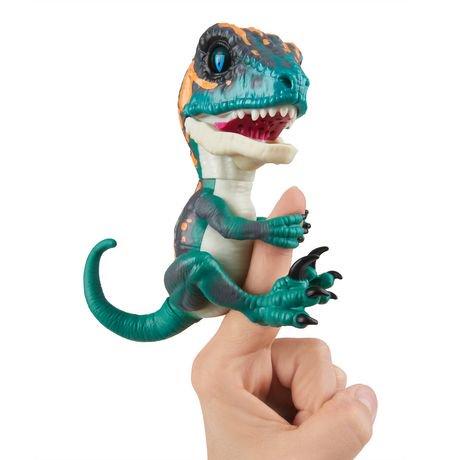 Wowwee Untamed Baby Velociraptor Fury Walmart Canada