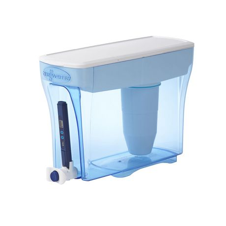 Zerowater 23 Cup Filter Dispenser Walmart Ca