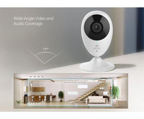 Ezviz Mini O 720p Wi Fi Indoor Cloudcam With Google