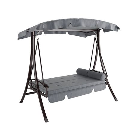 Lit balan oire nantucket pnt 532 s de corliving for Meuble qui se transforme