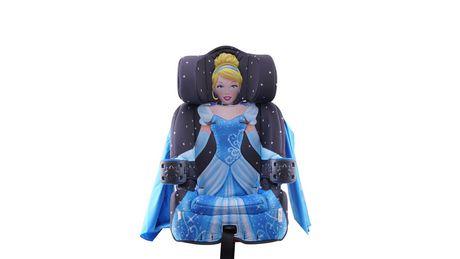 KidsEmbrace Disney Cendrillon platine combinaison Booster siège de voiture - image 4 de 9