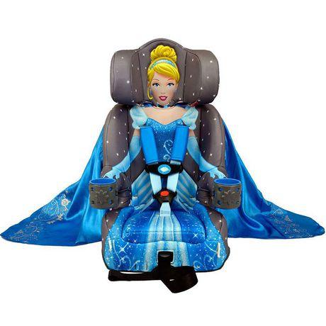 KidsEmbrace Disney Cendrillon platine combinaison Booster siège de voiture - image 2 de 9