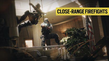 Ubisoft Tom Clancy's Rainbow Six: Siege Advanced Edition PS4 Game