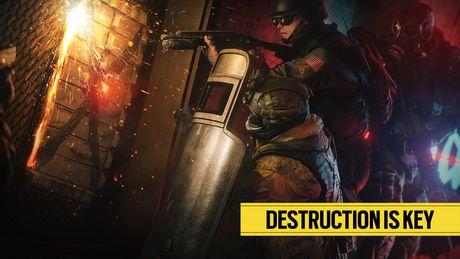 Ubisoft Tom Clancy's Rainbow Six: Siege Advanced Edition Xbox One Game - image 3 of 6