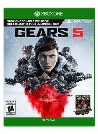 GEARS OF WAR 5 (XBOX ONE) - image 1 of 1