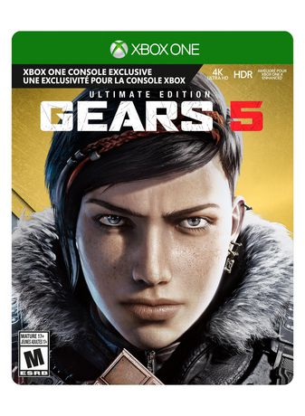 GEARS OF WAR 5 Ultimate Edition (Xbox One) - image 1 of 1