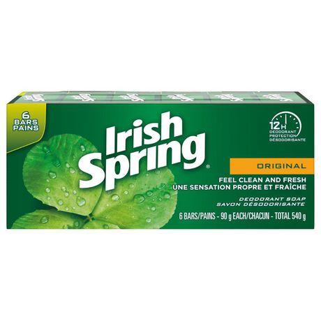 Irish Spring* Original Deodorant Soap - image 1 of 3