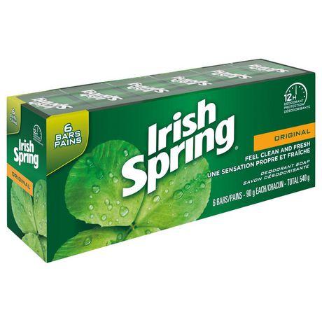 Irish Spring* Original Deodorant Soap - image 2 of 3