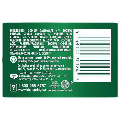 Irish Spring* Original Deodorant Soap - image 3 of 3