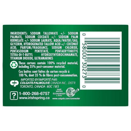 Irish Spring Icy Blast Deodorant Bar Soap - image 4 of 4