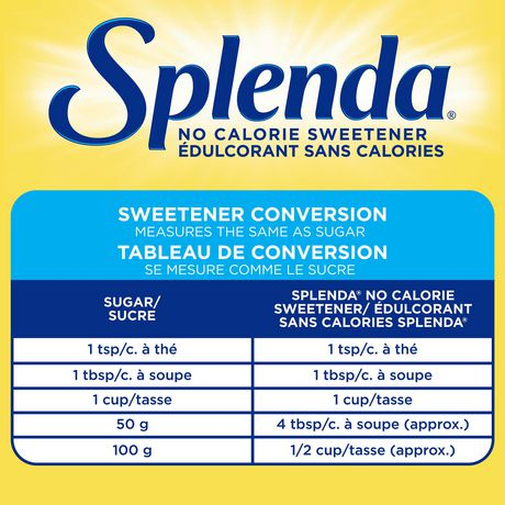 Splenda® No Calorie Sweetener Granulated - image 5 of 7