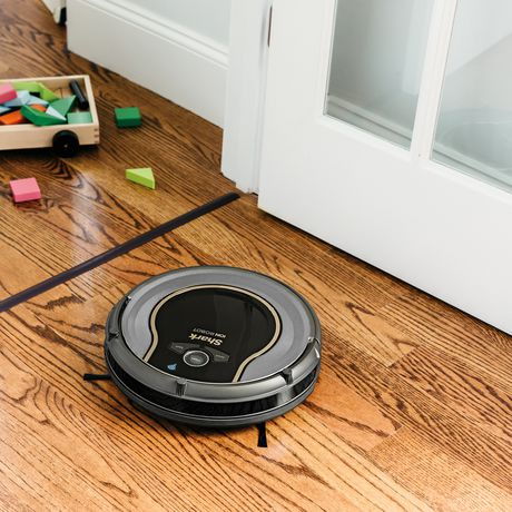Shark Ion Robot Vacuum With Wi Fi Connectivity Voice