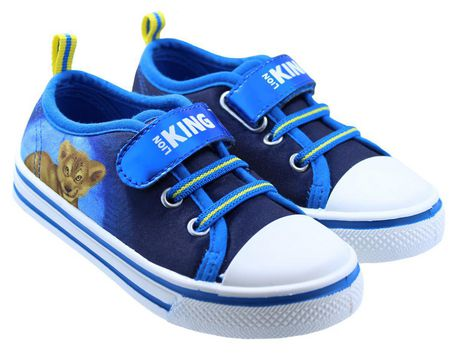 Lion King Canvas Shoes for Boys - image 1 of 3