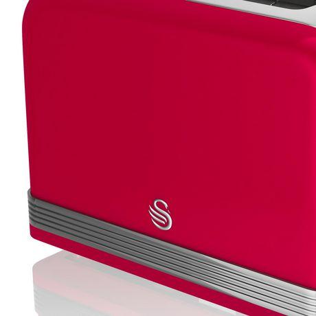 Swan Retro 2 Slice Toaster ST19010RN - image 3 of 3