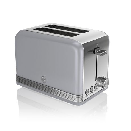 Swan Retro 2 Slice Toaster ST19010GRN - image 1 of 3