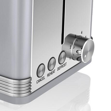 Swan Retro 2 Slice Toaster ST19010GRN - image 2 of 3