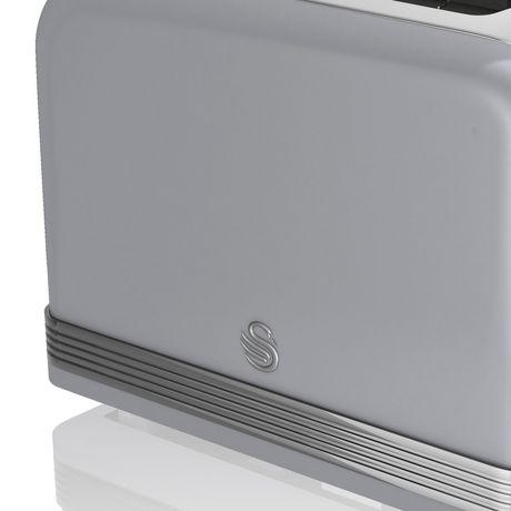 Swan Retro 2 Slice Toaster ST19010GRN - image 3 of 3