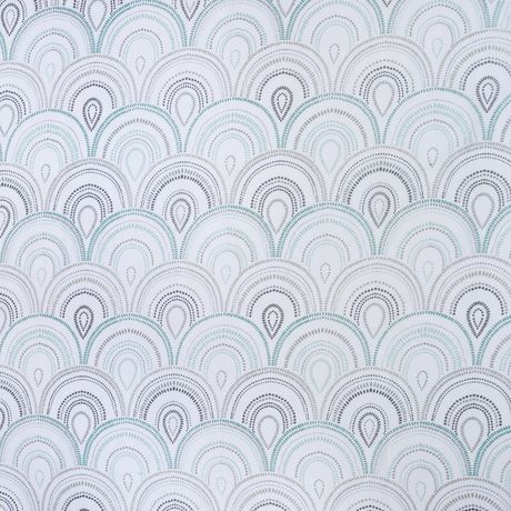 Mainstays Medallion Printed Voile - image 5 of 5