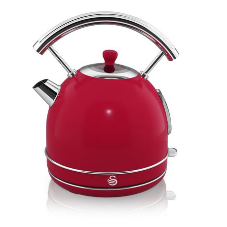 Swan Retro Dome Kettle 1.7 L SK34020RN - image 1 of 4