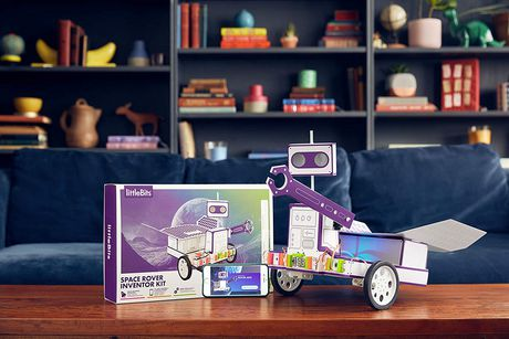 Space Rover Inventor Kit - image 4 of 5