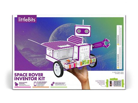 Space Rover Inventor Kit - image 2 of 5