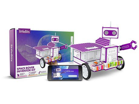 Space Rover Inventor Kit - image 1 of 5