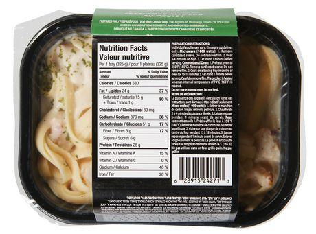 Fettuccine alfredo au poulet Mon marché fraîcheur - image 2 de 2