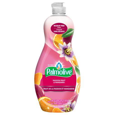 Palmolive Passionfruit & Plumeria Dish Liquid - image 1 of 1