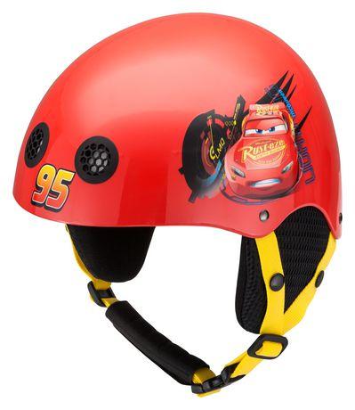 Disney Pixar Cars 3 Child Snow Helmet - image 1 of 2