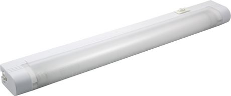 GE Fluorescent Slim Line Light Fixture (18 in.), 10168 | Walmart Canada