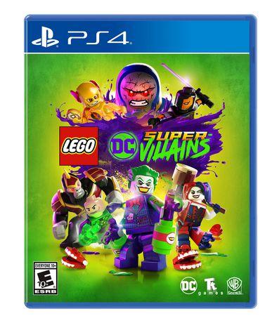 Warner Bros. LEGO DC Villains (PS4) - image 1 of 1
