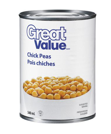 Great Value Chick Peas - image 1 of 2