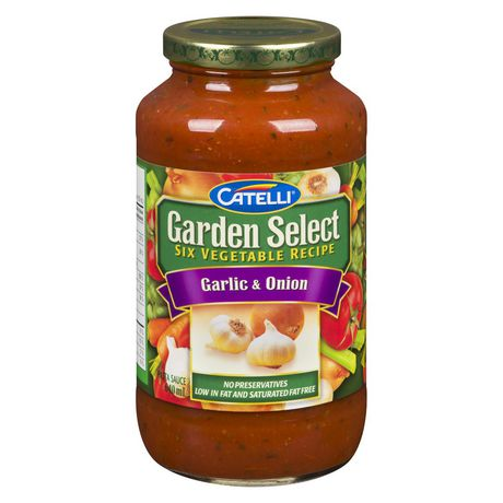 Catelli® Garden Select® Garlic & Onion Pasta Sauce - image 1 of 1