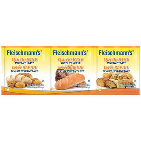 Fleischmann's Sachets de Levure Levée Rapide - image 1 de 2