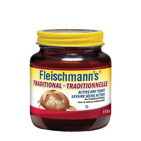 Fleischmann S Traditional Yeast Jar Walmart Canada