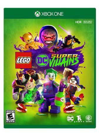 Jeu LEGO DC Super-Villains de Warner Bros. pour Xbox One - image 1 de 1