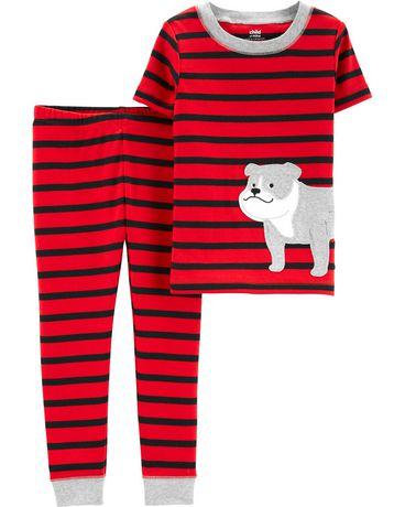 2220b513075f Child of Mine made by Carter s Infant Boys  Cotton 2-piece Pyjama ...