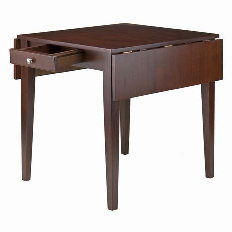 Hamilton double drop leaf dining table, item 94141 - image 2 of 2